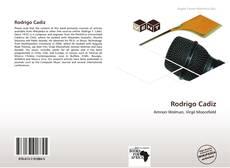 Bookcover of Rodrigo Cadiz