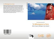 Bookcover of Te Whanganui-a-Tara