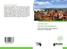 Обложка Osman Karabegović