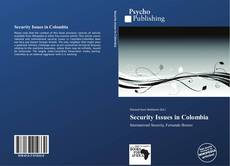 Bookcover of Security Issues in Colombia