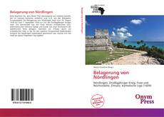 Обложка Belagerung von Nördlingen