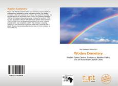 Bookcover of Woden Cemetery