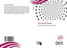 Обложка Tea Leaf Green