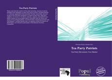 Bookcover of Tea Party Patriots