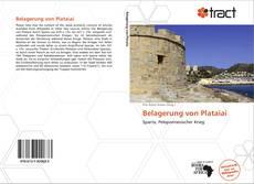 Bookcover of Belagerung von Plataiai