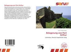 Bookcover of Belagerung von Port Arthur