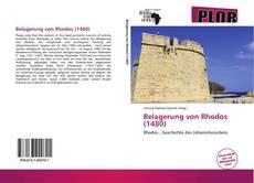 Bookcover of Belagerung von Rhodos (1480)