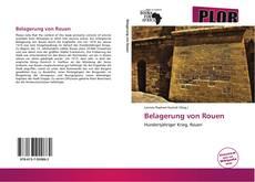 Couverture de Belagerung von Rouen