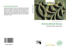 Couverture de Osman Ahmed Osman
