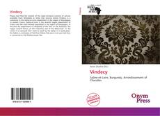 Bookcover of Vindecy