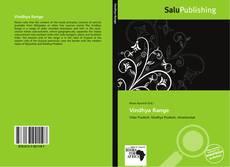 Bookcover of Vindhya Range