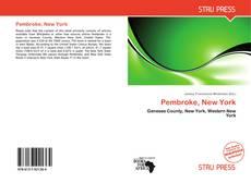 Pembroke, New York kitap kapağı