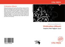 Bookcover of Vindication (Album)