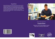 Buchcover von Teach First
