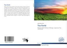 Bookcover of Tea Forté