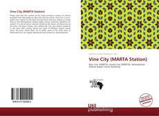 Portada del libro de Vine City (MARTA Station)