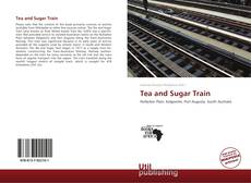 Portada del libro de Tea and Sugar Train