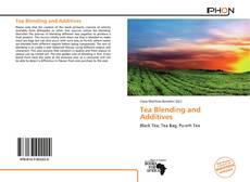 Portada del libro de Tea Blending and Additives