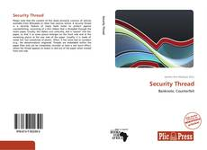 Bookcover of Security Thread