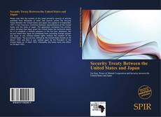 Security Treaty Between the United States and Japan的封面