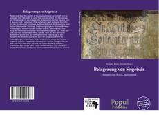 Belagerung von Szigetvár kitap kapağı