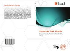 Bookcover of Pembroke Park, Florida