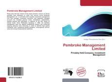 Portada del libro de Pembroke Management Limited