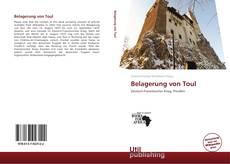 Borítókép a  Belagerung von Toul - hoz