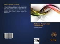 Rodowo, Pomeranian Voivodeship kitap kapağı