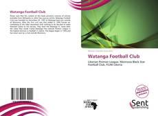 Обложка Watanga Football Club