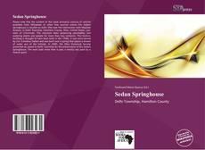 Buchcover von Sedan Springhouse