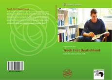 Portada del libro de Teach First Deutschland