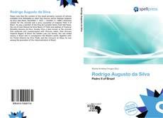 Capa do livro de Rodrigo Augusto da Silva