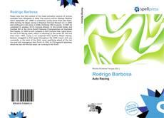 Capa do livro de Rodrigo Barbosa
