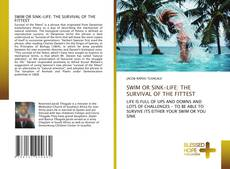Capa do livro de SWIM OR SINK-LIFE: THE SURVIVAL OF THE FITTEST