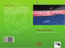 Bookcover of Oslo Class Frigate
