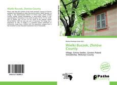 Bookcover of Wielki Buczek, Złotów County