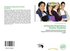 Capa do livro de University Preparatory Charter Academy