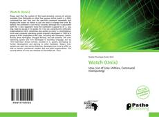 Bookcover of Watch (Unix)