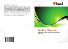 Copertina di Pembine, Wisconsin