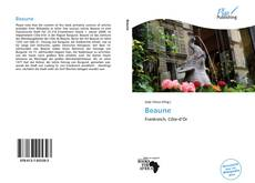 Bookcover of Beaune