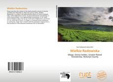 Bookcover of Wielkie Radowiska