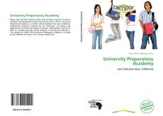 Capa do livro de University Preparatory Academy