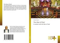 Copertina di The Altar of God