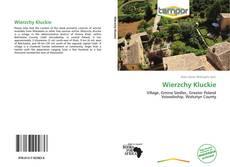 Portada del libro de Wierzchy Kluckie