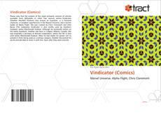 Bookcover of Vindicator (Comics)