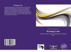 Bookcover of Watauga Lake