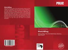 Bookcover of WatchBlog