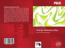 Portada del libro de Rodrigo Malmierca Díaz