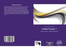 Capa do livro de Seddon Pennine 7